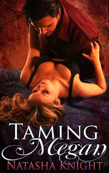 Taming Megan (The Roark Brothers, #2)